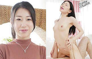 スレンダーで清楚に見える30歳若妻は、週1電マオナニーだけじゃ性欲を満たせなくてAVデビューwwwwwww