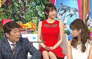 小林麻耶アナ(36)微妙なパンチラ…体調不良直前に見せていた… 画像22枚