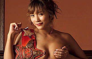 ウナギ・サヤカ(卯渚さやか・宇那 )セミヌード画像!グラドル兼女子プロレスラーの鍛え抜かれたヌード!