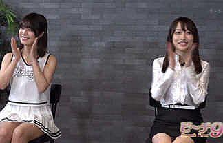 【ビーチ9】セクシー女優・七瀬アリスがタイトなミニスカで内太ももがエロいほぼパンチラwwwwww