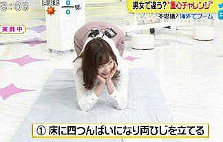 【スッキリ】新MC女子アナ・岩田絵里奈の尻を突き出す四つん這い挿入待ちポーズがエロすぎるwwwwww
