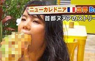 【画像】褐色肌した美女のエロ水着と巨根フェラキタ━━━(゚∀゚)━━━!!