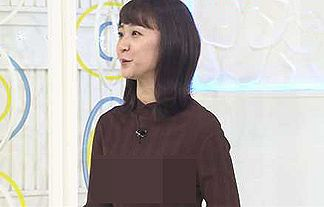 【画像】隠れ巨乳と話題のスッキリ・杉原凜アナの着衣巨乳おっぱい!!