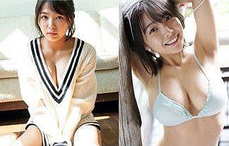寺本莉緒エロ画像11選!Gカップ巨乳グラドルの乳首ポロリや水着おっぱい大特集!