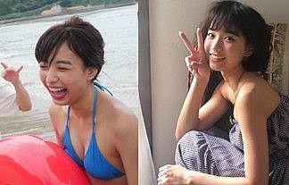 坂ノ上茜、エロ画像まとめ!水着グラビアにヌード全裸土下座まで晒した期待の新人女優!