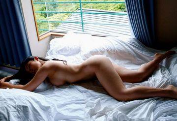 紗綾、全裸!尻の割れ目も爆乳オッパイもすご過ぎて激ヤバ乳房