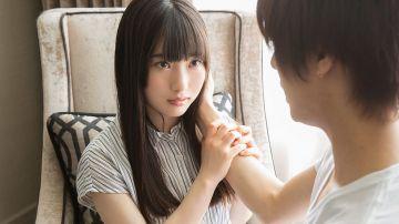 【Rika(美甘りか)】熱を帯びたような眼差しが印象的な彼女はミステリアスな感じのする美少女!キュンとしたらムラっときちゃいます【タツ】