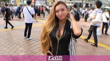 【らん 22歳 アパレル店員】オナホールを拾ってくれる優しい渋谷ギャルナンパ!即ハメOKなヤリマンボディは超敏感で超早漏の連続アクメ仕様
