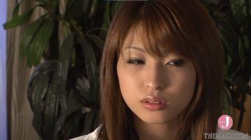 【秋山祥子】社長に絶対服従を強いられて凌辱3Pセックスを受け入れざる負えない美人秘書!飽くなき社長に性欲処理奴隷として扱われてM性癖が開花してゆく
