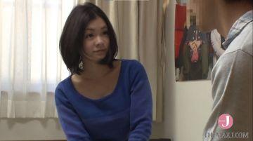【鶴田かな】元ヤリマンの叔母さんにセックスの練習をお願いする童貞甥っ子!元気過ぎる若いオチンチンに淫乱豹変騎乗位アクメ