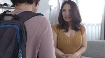[動画]【織田真子】夫の浮気が原因で息子と二人暮らしになってしまった巨乳お母さん!ついつい夫を思い出してオナニーに浸ってしまう日々