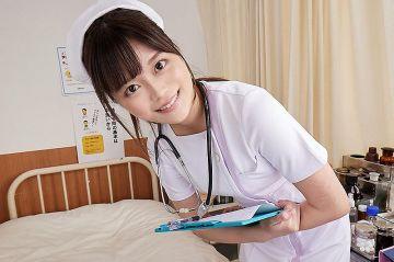 【奏音かのん】可愛い看護婦さんにオチンチンを調べられる検査入院!フェラチオ検査から中出しセックス検査までザーメンを搾り取られるエロエロ病院