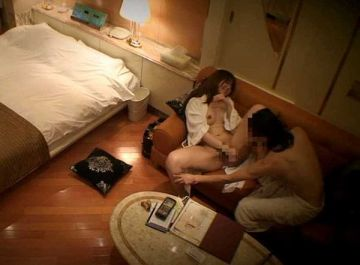 ガチで隠し撮りされたカップルもいる…ラブホ従業員のオナネタにされるラブホ盗撮エロ画像