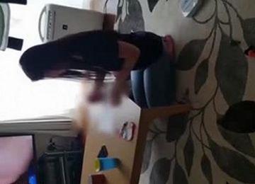 【動画】長男が幼稚園に行ってる間に2人目の子作り!一般夫婦の生々しすぎる性の営みスマホ動画