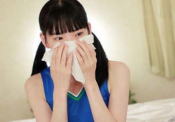 【花詠陽菜】見た目は完全に中学生!「なんでAVきちゃったの?」ってレベルのスポーツ美少女がAVデビュー!
