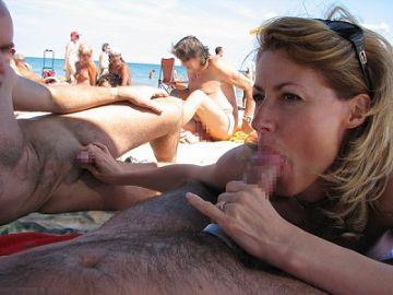 【ヌーディストビーチ】旦那『僕の奥さんに何してもいいよ…』→結果wwwwwwwwwwwwwwwwwww