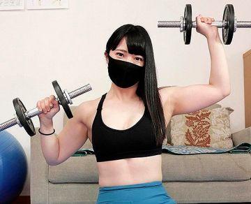 筋トレYouTuber『#ちゃんよた』がAV転向!膣圧トレーニングで鍛え上げたマンコをついに公開!