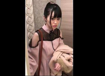 『事務所用の映像だから…』地方から来たアイドル志望の坂道級美少女を騙し面接で股を開かせた鬼畜動画 白城リサ