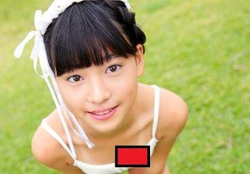 『青春の坂道 早坂美咲(14)』中3のワレメが映って販売中止になったイメージビデオがこちら