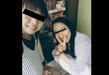 【個人撮影】友達のお母さん(53歳)とセックスしちゃった…男子大学生のスマホ動画がこちら