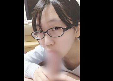 【人生終了】彼氏に無断で流出させられたメガネ少女の恥ずかしすぎる写真まとめ