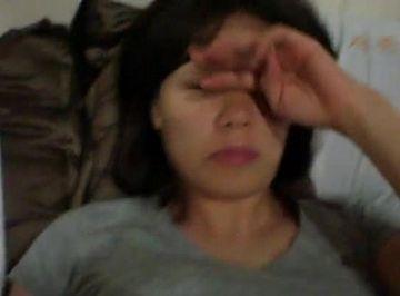 【個人撮影】『同級生のお母さん(52)で筆おろししちゃった…』童貞男子校生が投稿した友母との禁断のハメ撮り映像