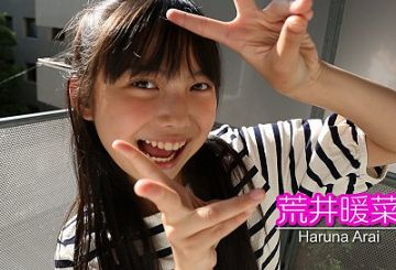 『夏少女 荒井暖菜(小5)』ジュニアアイドルに極小水着を着用させた超問題映像がこちら