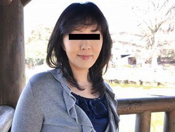 【エッチな0930】『新垣里子 44歳』閉経済みだから中出しOK!SEXなんて何年もしてない社長夫人が無修正AV出演!