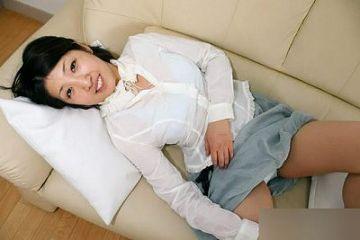 【素人】石橋絵美 34歳。早漏の旦那に欲求不満の限界!普通の主婦が中出しOKの無修正AVに出演