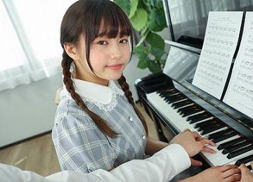 【子供中出し】一線を越えてしまった例の第2弾!『3年2組 なえちゃん 145cm ピアノレッスン中にわいせつ』桜木なえ