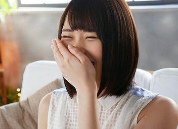 【和知すばる】無意識に男を悩殺するFカップを持つ無邪気な現役女子大生(19歳)がAVデビュー!