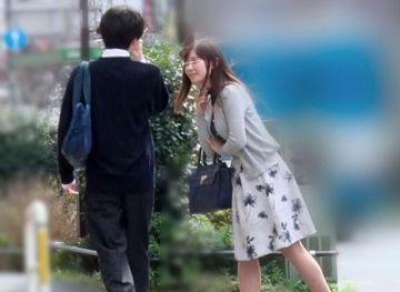 【男子高校生ナンパ】『よかったら…おばさんとSEXしませんか?』欲求不満な素人主婦が初めての逆ナンに挑戦!