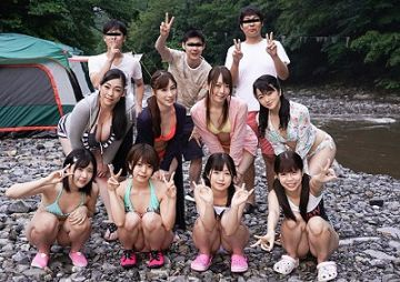 男子大学生さん、キャンプ場にいたママ友集団と子供たちを一人ずつ死角に連れ込んでチンポを入れる
