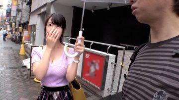 赤坂でデパート受付嬢をナンパ!複数のセフレと遊ぶチ●ポ慣れしたアラサー巨乳美女の名器にピストンが止まらない!