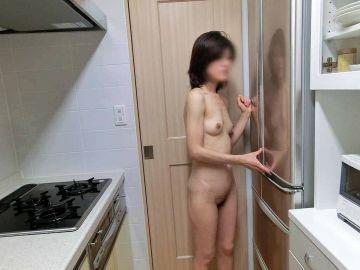 熟女の赤裸々な家庭内のドスケベな日常の姿 画像59枚