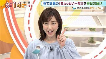 【放送事故】女子アナさんの股間どアップが映るwwwwwww