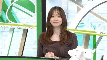 【画像】森香澄さん、ニットを着て更にお乳を強調させる