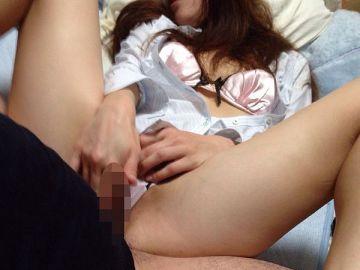 めちゃくちゃエロい!!素人カップルのプライベートな性行為…ガチで流出したハメ撮り画像