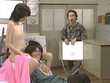 昭和TVのお色気シーンがコチラ…(※エロ画像あり)
