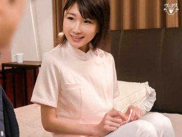彩水香里奈 福岡の淫乱看護師セックス画像