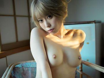 川菜美鈴が大人の色気を纏ったメリハリのある肉体を披露!美しい腹筋と美乳が素晴らしいヘアヌード画像