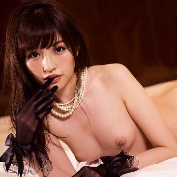 【橋本ありな】モデル体型の正統派美少女が激しい腰振りセックスで大絶頂