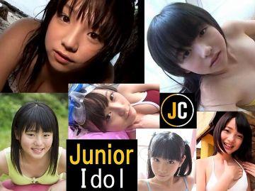 【JC動画6人分】 ジューシーで順調で重鎮の女子中学生たち。