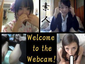 【素人自撮】 鬼若くてエロい女の子限定。Webcamの世界へWelcome! vol.5