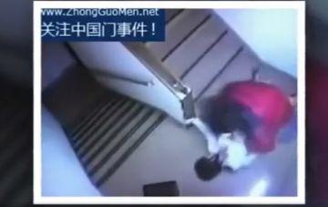 【閲覧注意】防犯カメラに映っていた本物のレ●プ現場映像がこちら