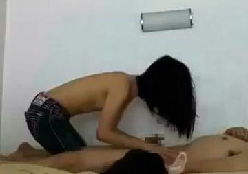 【個人撮影】セックス覚えたて!少年少女の初々しいハメ撮り動画がこちら