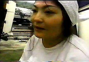 【ガチ熟女ナンパ】旦那は漁に出て不在中…漁港にいた五十路熟女の家でハメ倒した一部始終