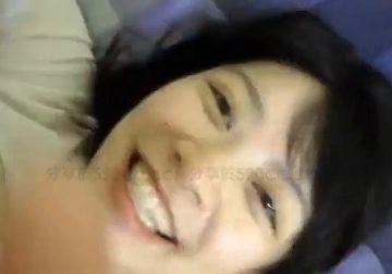 【個人撮影】彼女が恥ずかしがりながらアンアンアンッッ!流出したリア充大学生カップルのプライベートハメ撮り!