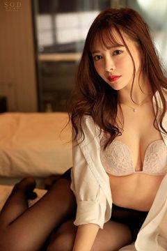 美人SOD女優・小倉由菜が童貞部下と相部屋で油断してたら中出しされまくる