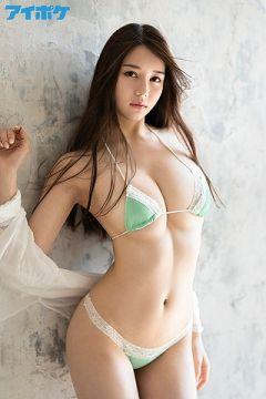 Fカップ8頭身と抜群のエロスタイルを持つ現役グラビアアイドル・白峰ミウが決意のAVデビュー